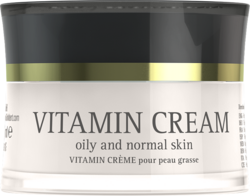 Vitamin Cream oily and normal skin